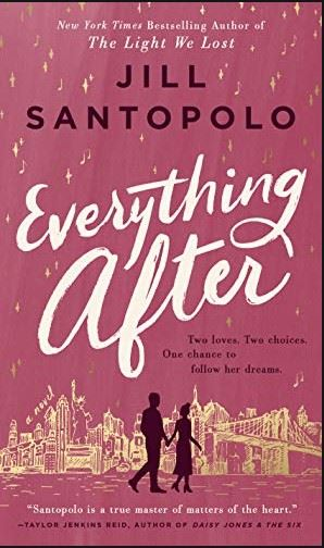 Book cover of Everything After by Jill Santopolo